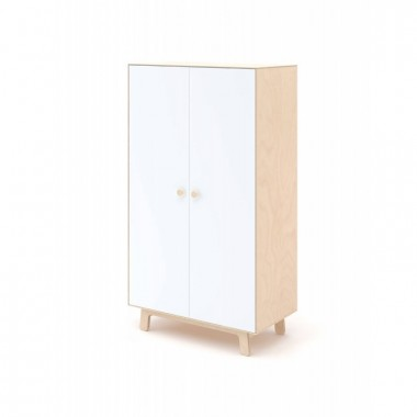 Armoire Oeuf Merlin 2 portes Naturel (Birch)