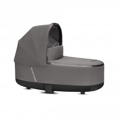 Nouvelle Nacelle Cybex Priam Manhattan Grey 2019 (habillage-pluie inclu)