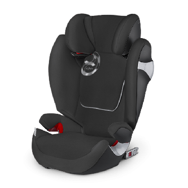 Siège auto Cybex groupe 2/3 solution M-fix Pure Black