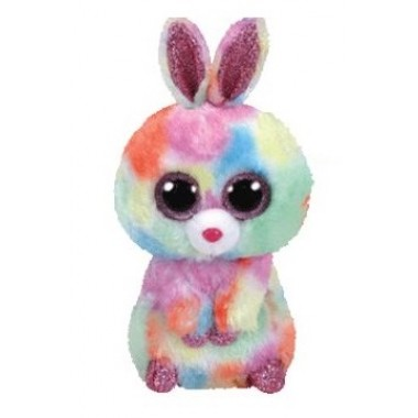 Lapin grand multicolor Bloomy 25 cm Ty