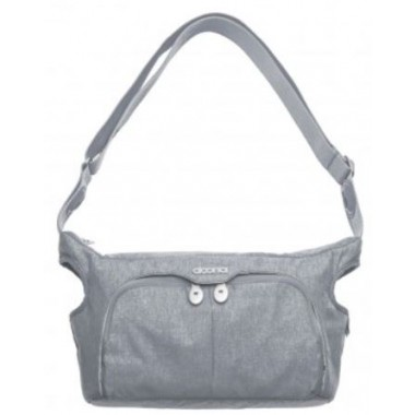 Sac à langer nursery, Essentials Bag Doona Gris chiné