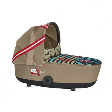 Nacelle Cybex Lux cot Mios collection KK 2019