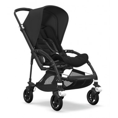 Nouvelle Bugaboo Bee 5 2ème age Style set All Black
