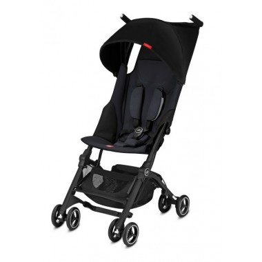 Nouvelle Poussette GB Goodbaby Pockit+ Plus Satin Black 2eme âge 2019