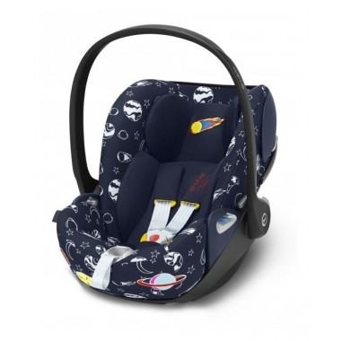 Siège auto Cybex groupe 0/0+ Cloud Z i-size 2019 Space Rocket by Anna K