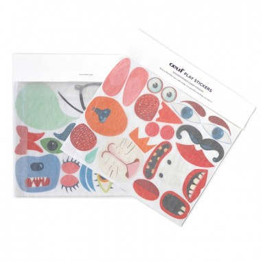 Stickers pour Chaise Play Oeuf