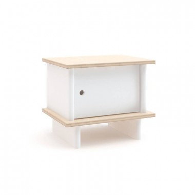 Table de Chevet Oeuf Naturel (Birch)