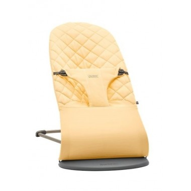 Transat Balance Bliss Cotton Babybjorn jaune clair