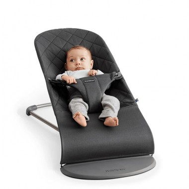 Transat Balance Bliss Cotton Babybjorn Anthracite