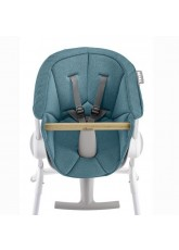 Assise bleu pour Chaise-haute Béaba up and down