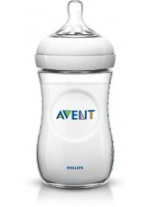 Biberon Avent Natural PP 260 ml