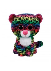 Leopard petit multicolor Dotty 15 cm Ty