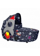 Nacelle Cybex Lux cot Mios Space Rocket by Anna K 2019