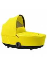 Nacelle Cybex Mios Mustard Yellow (habillage-pluie inclus)