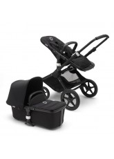 Poussette Bugaboo Fox All Black naissance