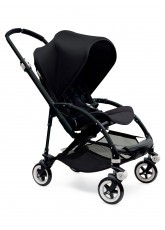Capote Bugaboo Bee 3 Bee 5 extensible Noire