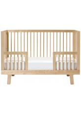 Kit de conversion Oeuf pour Lit bébé 140 x 70 Sparrow Naturel (Birch)