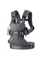 Porte-Bébé One Air Babybjorn Mesh Anthracite