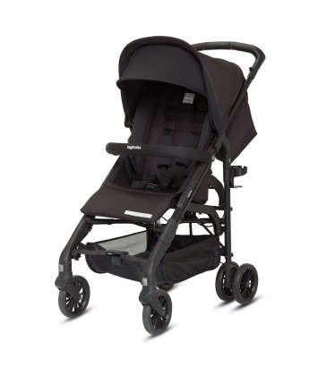 Nouvelle poussette évolutive Inglésina Zippy Light noir
