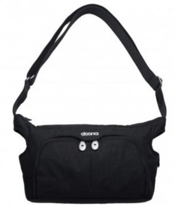 Sac à langer nursery Essentials Bag Doona Noir