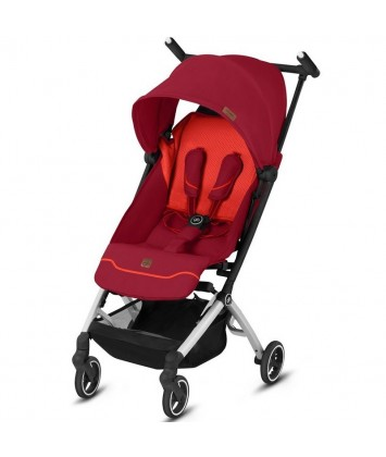 Nouvelle Poussette GB Pockit+ All city Rose red Fashion 2019