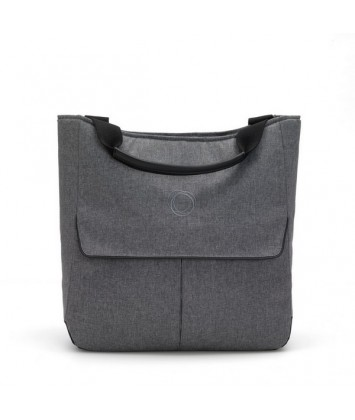 Sac Mammoth Bugaboo pour Poussette Bee gris chiné