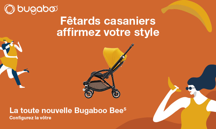 Poussette Bugaboo Bee 5