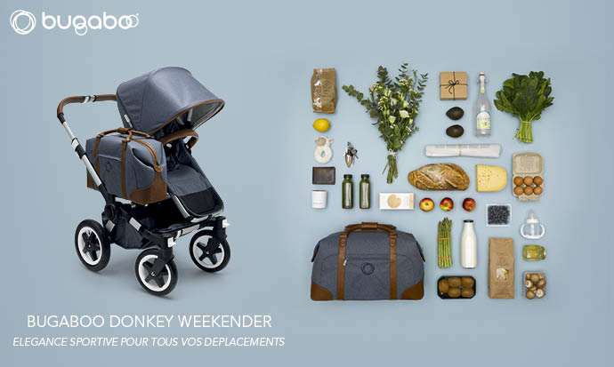 Poussette Bugaboo Weekender